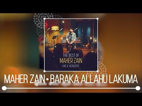 Maher Zain - Baraka Allahu Lakuma (Live & Acoustic) | NEW ALBUM 2018