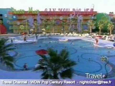 Paquete Turístico y Viaje a Disneys Pop Century Resort