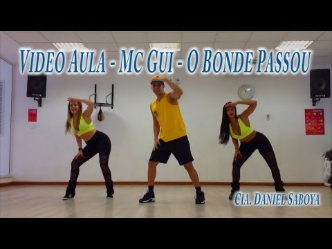Video Aula - Po a po - Mc Gui - O Bonde ...
