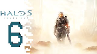 Halo 5: Guardians (Campaign) - EP06 - Locke vs. Master Chief!
