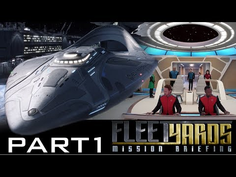 Thumbnail: USS Orville (Orville) (Part 1) - Fleetyards Mission Briefing