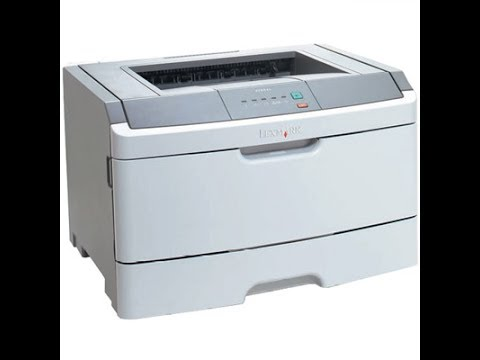 driver imprimante lexmark e260 gratuit