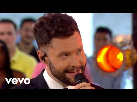 Calum Scott, Leona Lewis - You Are The Reason (Duet Version/Live On Good Morning America)