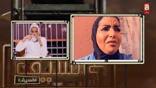 """""""مو جذي تغنون عراقي.. والأغاني العراقية أرقى"""".. ردة فعل #آلاء_الهندي على مقطع"""