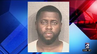 Man charged in crime spree