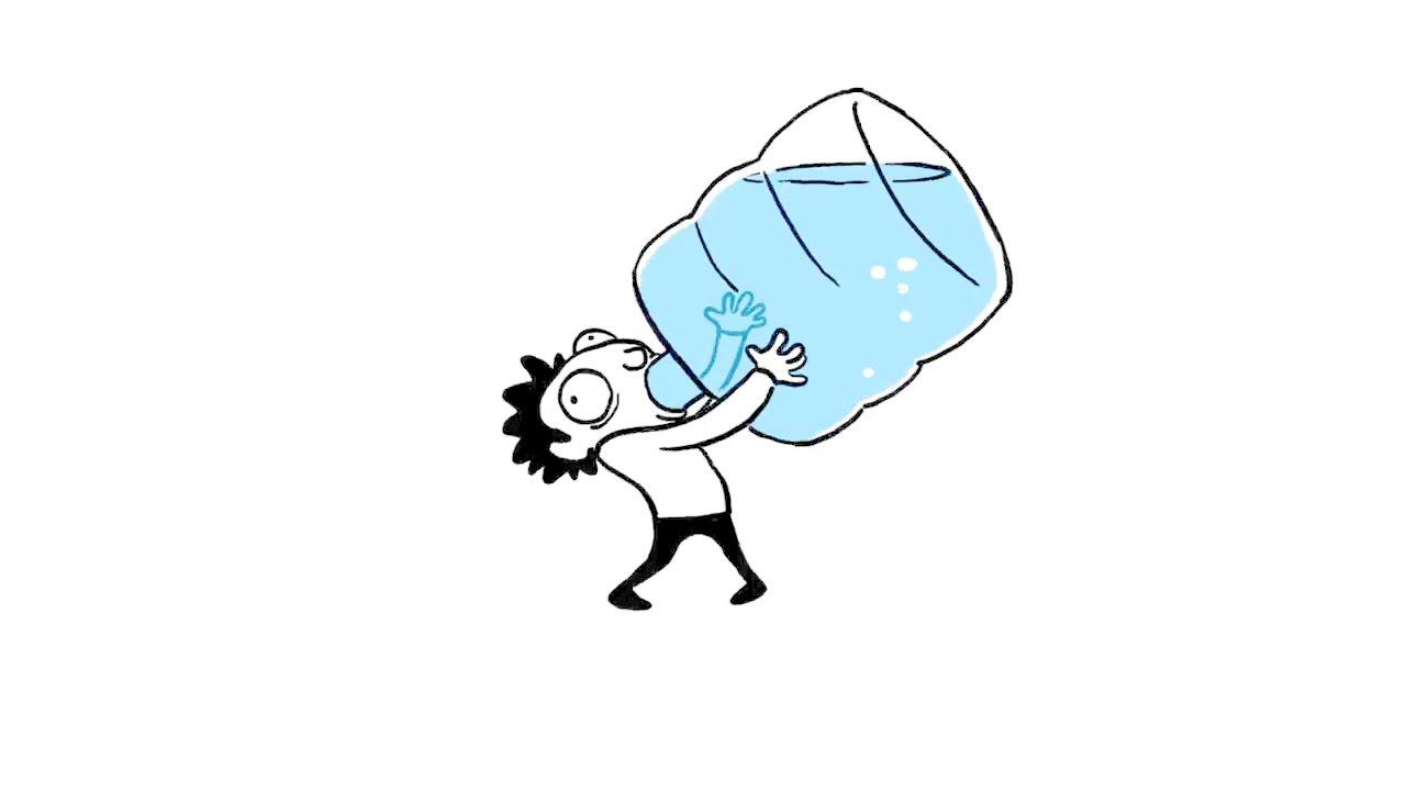 Что будет если не пить воду? [Ted Ed на русском]