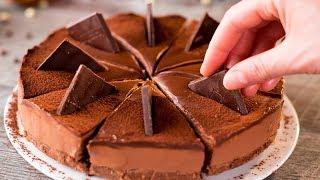 Чизкейк без выпечки - необычайно вкусный десерт, тающий во рту! | Appetitno.TV