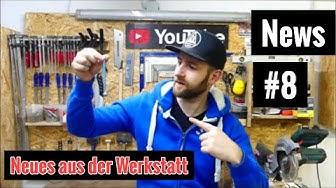 Werkstattnews #8 // Dieses Tool kann ich jedem Bastler empfehlen!!!