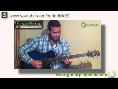 Guitar Playback Featured Artist - Enrique Diaz Berdonce