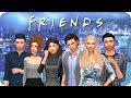 F.R.I.E.N.D.S   Sims 4 Create A Sim
