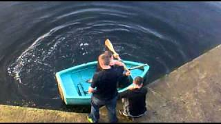 Sinking Ship In Portree