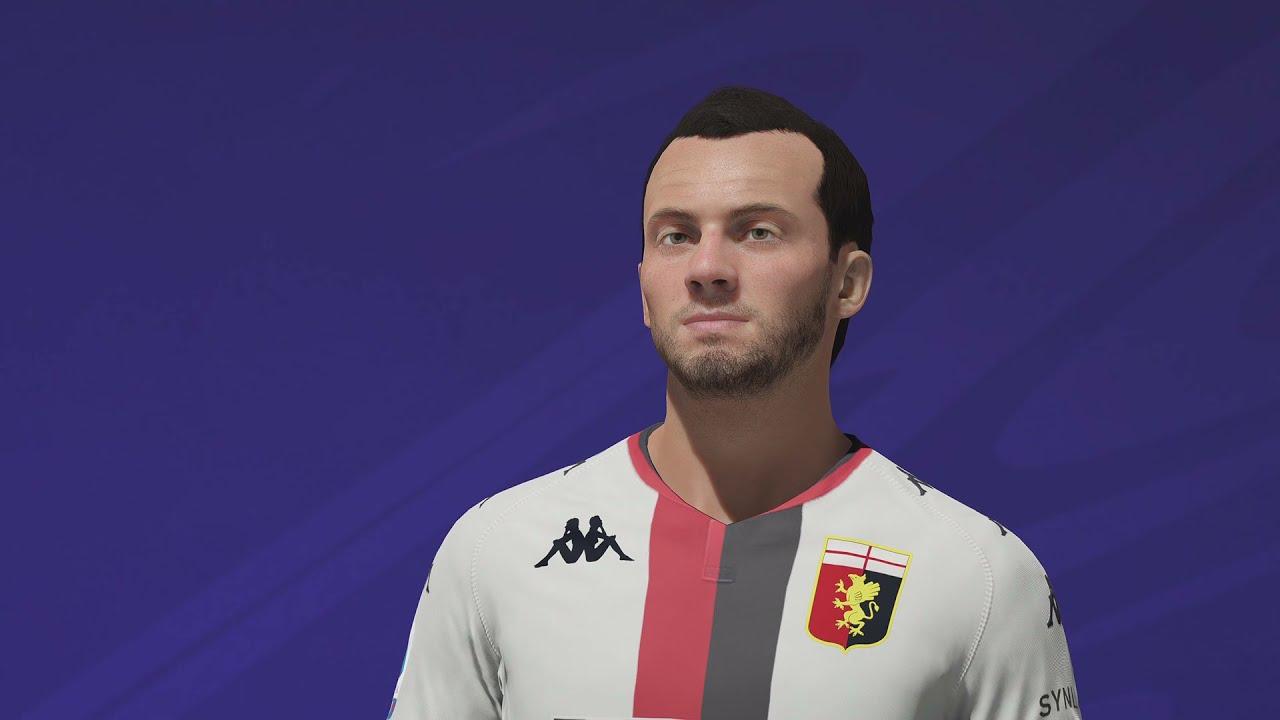 Fifa 21 Goran Pandev Pro Clubs Look Alike Youtube
