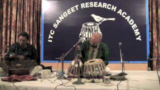 Robin Sukhadia Tabla Solo Highlights  |  Jhaptaal  |  ITC Sangeet Research Academy 2011