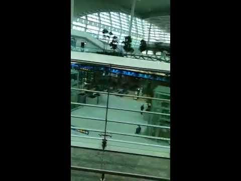 Seoul Incheon Air port....pulang ketempat kerja lagi