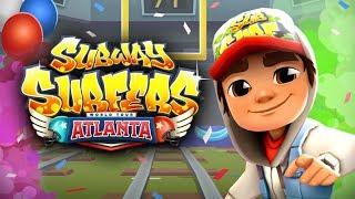 Subway Surfers Atlanta - Gameplay Part 4 (iOS, Android)
