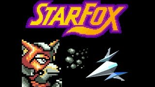 Star Fox Mission #2 Asteroid Belt (Level 3)