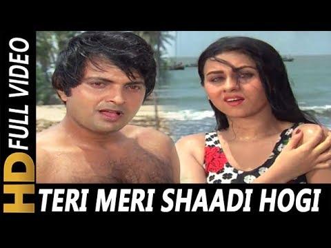 Teri Meri Shaadi Hogi |  Lata Mangeshkar, Kishore Kumar | Arpan 1983 Songs | Priti Sapru