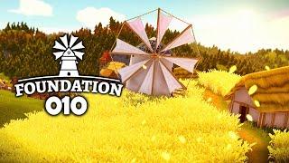 FOUNDATION 🏡 010: Die Mühle von Weißgarten