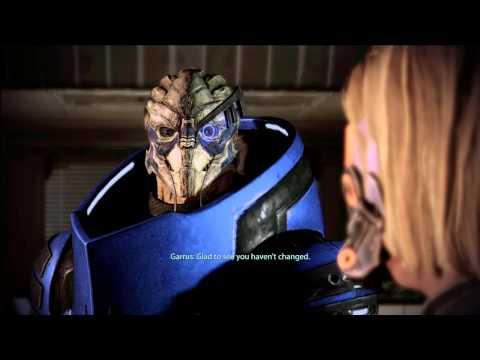 2 Girls 1 Let's Play (renegade) - Mass Effect 2: Recruit Archangel Part 2