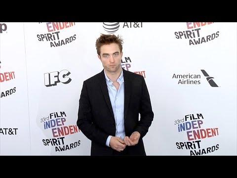 Robert Pattinson 2018 Film Independent Spirit Awards