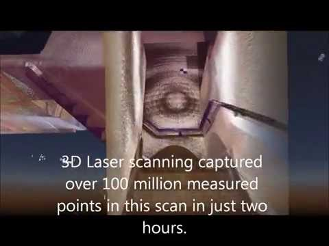 3D Apartment Walkthrough by Atlantic Laser Scanning Services Inc.