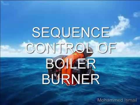 Boiler burner control