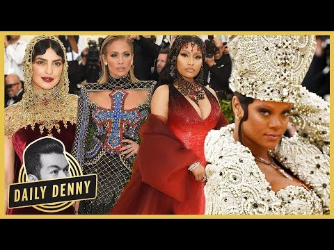 Met Gala 2018: What You Didn't See On The Carpet, PLUS Details On Your Favorite Looks | #DailyDenny