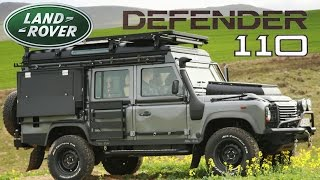 Land Rover Defender - The ultimate Camper conversion