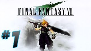 Final Fantasy VII Ultima Edition (PC-ita-HD) Ep.1 - L