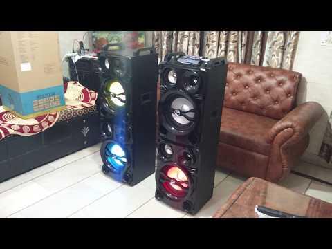 Zebronics Pro2x10  DJ karaoke speaker MOB 9650722798 (www.TulipSmile.com)
