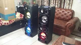 Zebronics Pro2x10 DJ karaoke speaker (www.TulipSmile.com)