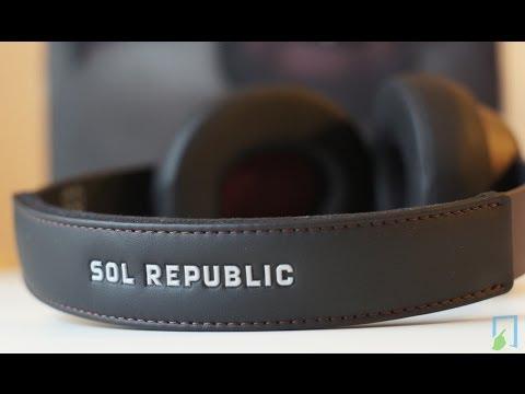 SOL Republic Master Tracks Studio By Calvin Harris Unboxing English