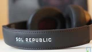 SOL Republic Master Tracks Studio by Calvin Harris Unboxing english
