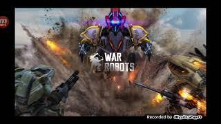 War Robots Все истории начинается хорошо а финал не очень хорошо.