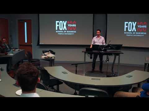 Fox School Of Business Presentation - (Full) Hard Money Bankers