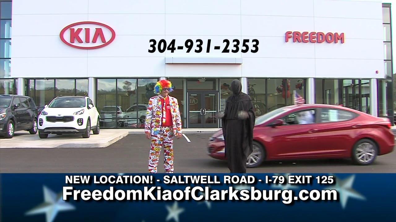 Perfect Freedom Kia Of Clarksburg   New Location