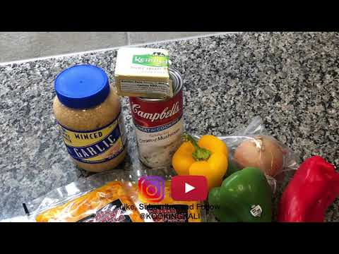 COOKING CRAWFISH ÉTOUFFÉE, EASY TO FOLLOW, DIY STEP BY STEP RECIPE