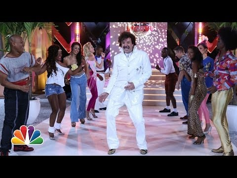 Dance Avenue 80s Dance Line With Jimmy Fallon & The Roots