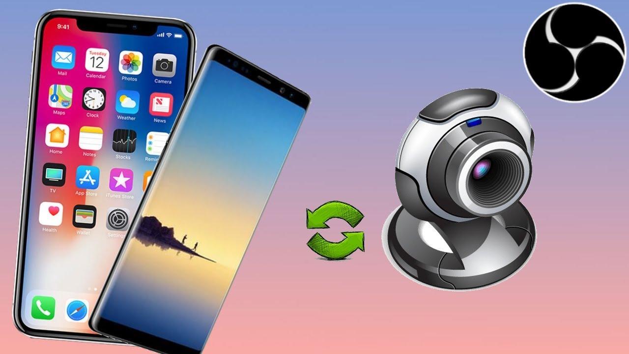 Cara Mengubah Kamera Smartphone Menjadi Webcam Komputer
