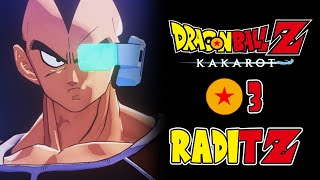 RADITZ BOSS! Dragon Ball Z KAKAROT PL E03