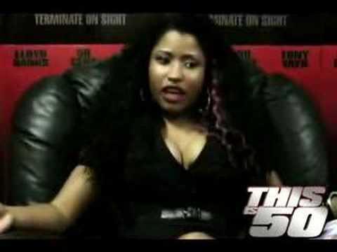 Nicki Minaj- Interview [THISIS50.COM]