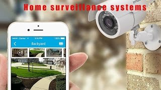 ❄♡☕the ten Best Home surveillance systems review