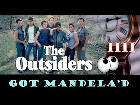 The Outsiders Mandela Effect  From the Admiral Twin Drivein movie