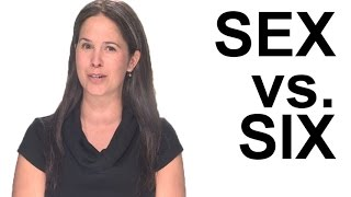 vuclip How to Pronounce SEX vs. SIX - American English