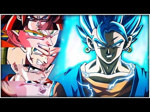THE TEAM THAT CAN LITERALLY DO EVERYTHING SHOWCASE! Dragon Ball Z Dokkan Battle