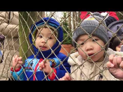 Cincinnati Zoo with Beloved Family Winter 2018