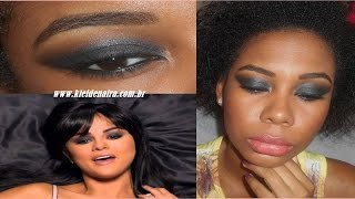 MAKEUP TUTORIAL - SELENA GOMEZ - HANDS TO MYSELF | by Kleide Naira