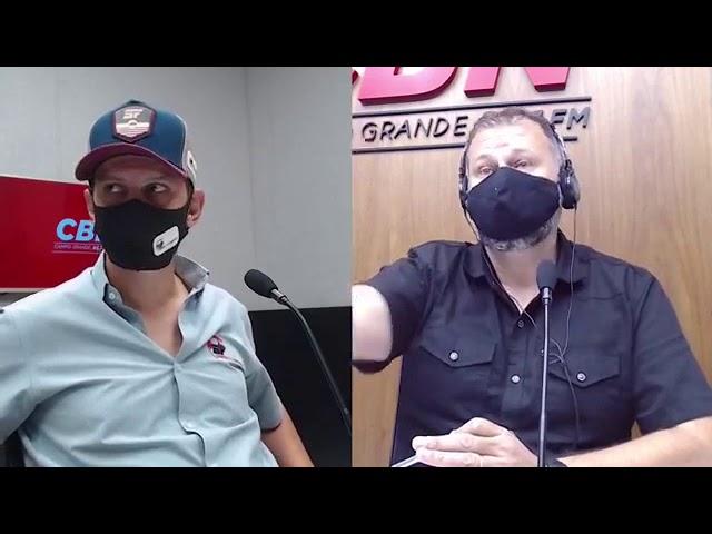CBN Motors (13/03/2021) - com Paulo Cruz e Sérgio Ferraz