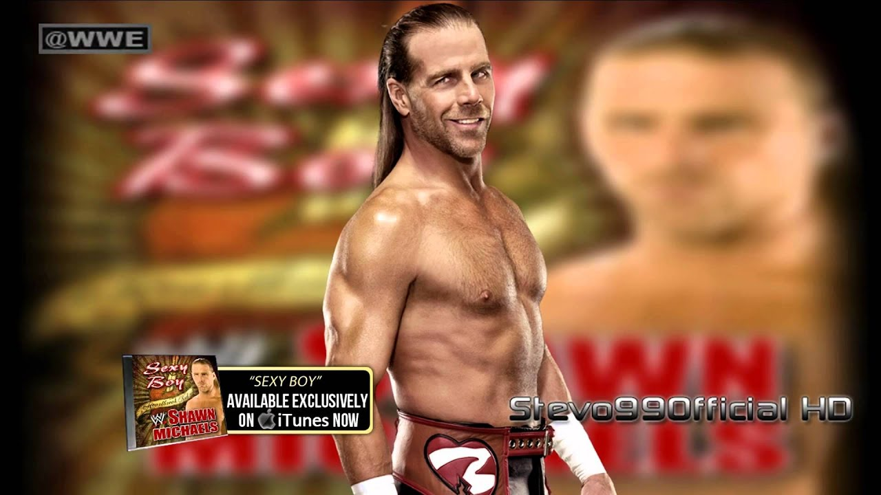 Shawn michaels sexy boy mp3