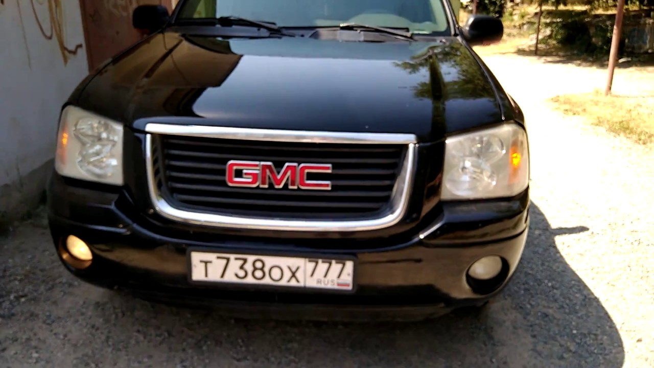 GMC Envoy 42 Chevrolet TrailBlazer